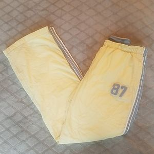 Aeropostal track pants